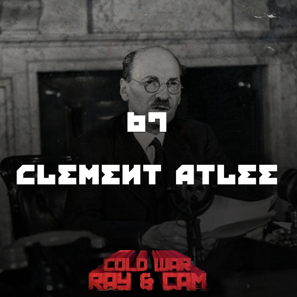 #67 Clement Atlee