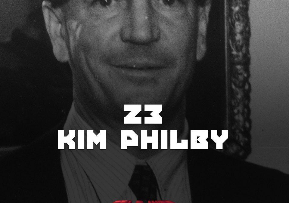 #23 – Philby